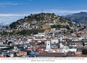 South America's Lofty Celebrity