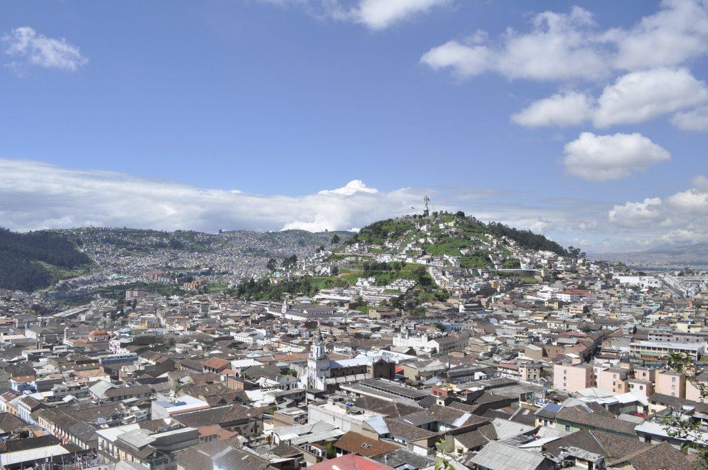 Una ciudad de Altura