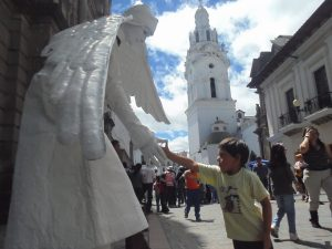South America's Lofty Celebrity: Quito, Ecuador is a study in history and light