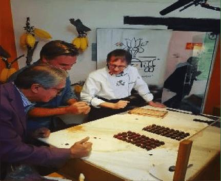 EXPERIENCIA DEL CHOCOLATE LA RONDA