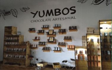 YUMBOS Chocolate Artesanal
