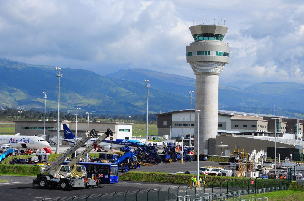 Nuevo Aeropuerto de Quito