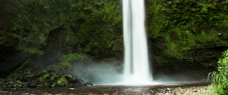 La Gran Cascada del Río Pita