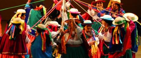 Jacchigua Ballet Folclórico Nacional del Ecuador Cursos Vacacionales ONLINE