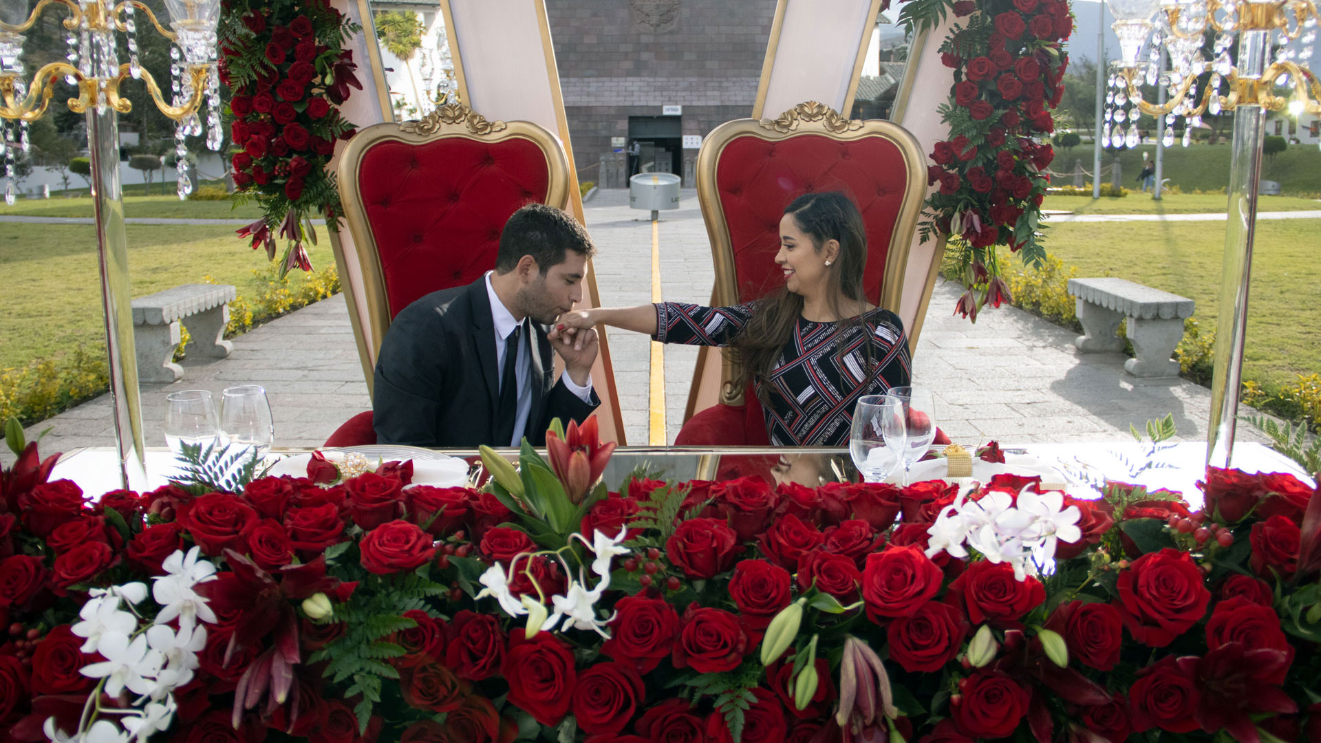 Romance Mitad Del Mundo